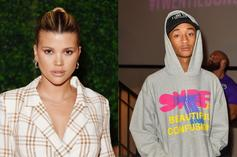 Jaden Smith & Sofia Richie Seen Frolicking At Beach Together