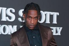 """Travis Scott Discusses BLM Support: """"Allow Me To Help In Any Way"""""""