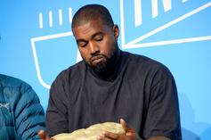 "Kanye West Reportedly Asked Campaign To Stop ""Pre-Marital Fornication"""