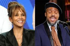 Halle Berry Cunningly Reveals Her New Man Van Hunt