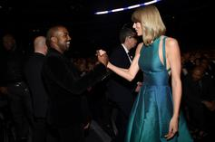 """Kanye West Will """"Personally See To It"""" That Taylor Swift Gets Her Masters Back"""