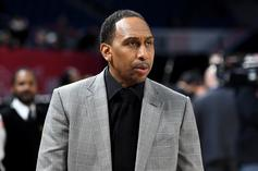 Stephen A. Smith Explains Why He Voted For LeBron To Win MVP