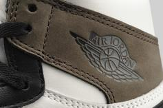 "Air Jordan 1 High OG ""Dark Mocha"" Officially Unveiled: Photos"