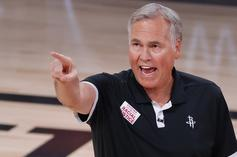 76ers Reportedly Want Mike D'Antoni To Bring Over James Harden