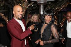 "Common Tests Out Tiffany Haddish's Comedy Material: ""I'm Not Gon' Fake Laugh"""