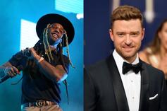 Justin Timberlake, Ty Dolla $ign, Hit-Boy & Ant Clemons Are Cooking Up