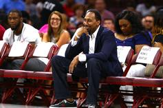 Stephen A. Smith Reveals The Lakers' Biggest Threat In 2021