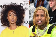 "DaniLeigh Quickly Shuts Down Lil Durk Romance Rumors: ""Chill TF Out!"""