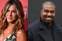 """Jennifer Aniston Says It's """"Not Funny"""" To Vote For Kanye West As President"""