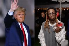 "Trump On Lil Wayne Meeting: ""He's Really An Activist"""