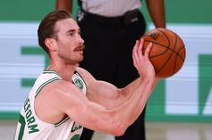 Gordon Hayward Signs $120 Million Contract With The Hornets