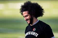 Colin Kaepernick Hypes Up Fans With New Workout Video