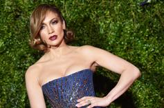 """Jennifer Lopez Takes It All Off In Nude Cover Art For """"In The Morning"""""""