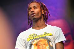 Playboi Carti Gets Roasted By Fans For Misspelling His Son's Name