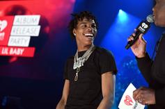"""Lil Baby's """"My Turn"""" Made $19 Million During The Pandemic"""