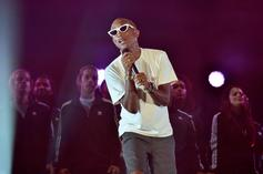 Pharrell Reveals Drake's Adidas Deal Was Real