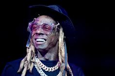 Lil Wayne Receives Sentencing Date For Private Jet Gun Charge