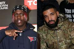 Lil Yachty Gets New Drip From Drake