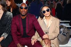 Jeezy Shares Heartfelt Message & Steamy PDA Shot For Jeannie Mai's BDay