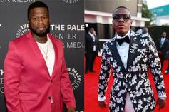 50 Cent Shows Love To DaBaby On Instagram