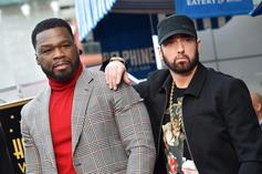 "50 Cent Shows Loyalty To Eminem: ""He Put Me On"""