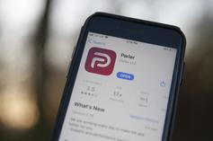 "Apple To Remove Parler From App Store, Citing ""Illegal Content"""