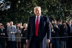 Trump Makes Statement On Possible Impeachment