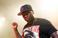 """50 Cent Revisits G-Unit's """"Beg For Mercy"""" To Welcome James Harden"""