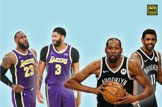 Lakers Vs. Nets Is Shaping Up To Be The Next Great NBA Rivalry