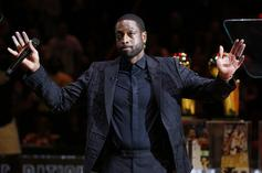 Dwyane Wade Roasts Stephen A. Smith For His College Basketball Photo