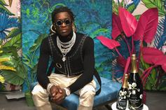 Young Thug Reveals Why El Chapo's Wife's Mugshot Is His Profile Picture
