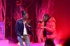 """Travis Scott Gets Young Thug & Roddy Ricch New """"Utopia"""" Chains"""