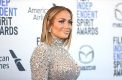 Jennifer Lopez Shows Off Her Glutes Definition In Cheeky Swimsuit Pic