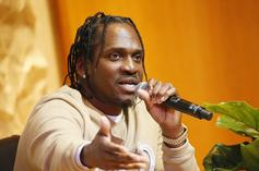 "Steven Victor Says Pusha T's Album Is ""Coming Along Fantastic"""