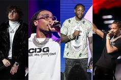 Quavo & Jack Harlow Claim Open Run Victory Over 2 Chainz & Lil Baby, Fans React