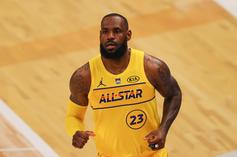"""LeBron James Likens Capitol Rioters To """"Entitled Kids"""""""