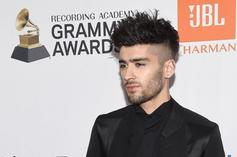 "Zayn Malik Lashes Out & Says ""F*ck The Grammys & Everyone Associated"""