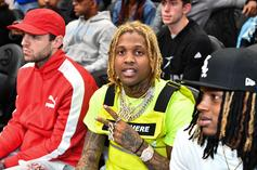 Lil Durk Shows Love To His Seven Kids