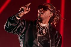 """Future Earns His First Billion-Stream Single With """"Mask Off"""""""