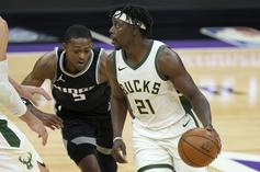 Bucks Sign Jrue Holiday To Massive Contract Extension