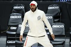 """Carmelo Anthony Hilariously Fails The """"Pass The Phone"""" Challenge"""