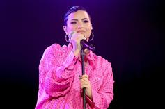 """Demi Lovato Goes Off On L.A. Fro-Yo Store For Being """"Diet Culture Vultures"""""""