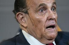 Rudy Giuliani's New York Apartment Raided By Feds: Report