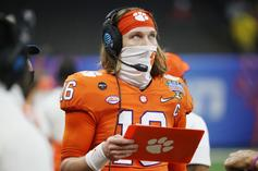 Trevor Lawrence Signs Endorsement Deal With Adidas