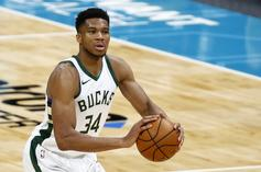 Giannis Antetokounmpo's Latest Signature Shoe Revealed