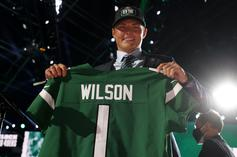Jets QB Zach Wilson Given Awkward Question About His Mom's Looks