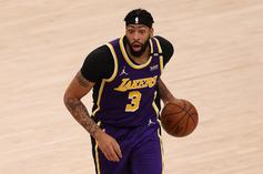 Anthony Davis Says The Lakers Have Hit A New Low