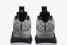 """Air Jordan 35 """"Smoke Grey"""" Officially Unveiled: Release Date"""