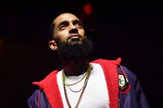Nipsey Hussle's Marathon Clothing & PUMA Reveal New Collab