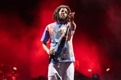 """J. Cole Reveals """"The Off-Season"""" Cover & Release Date"""
